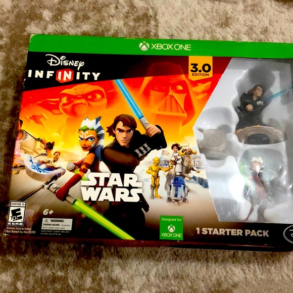 Kids Star Wars game